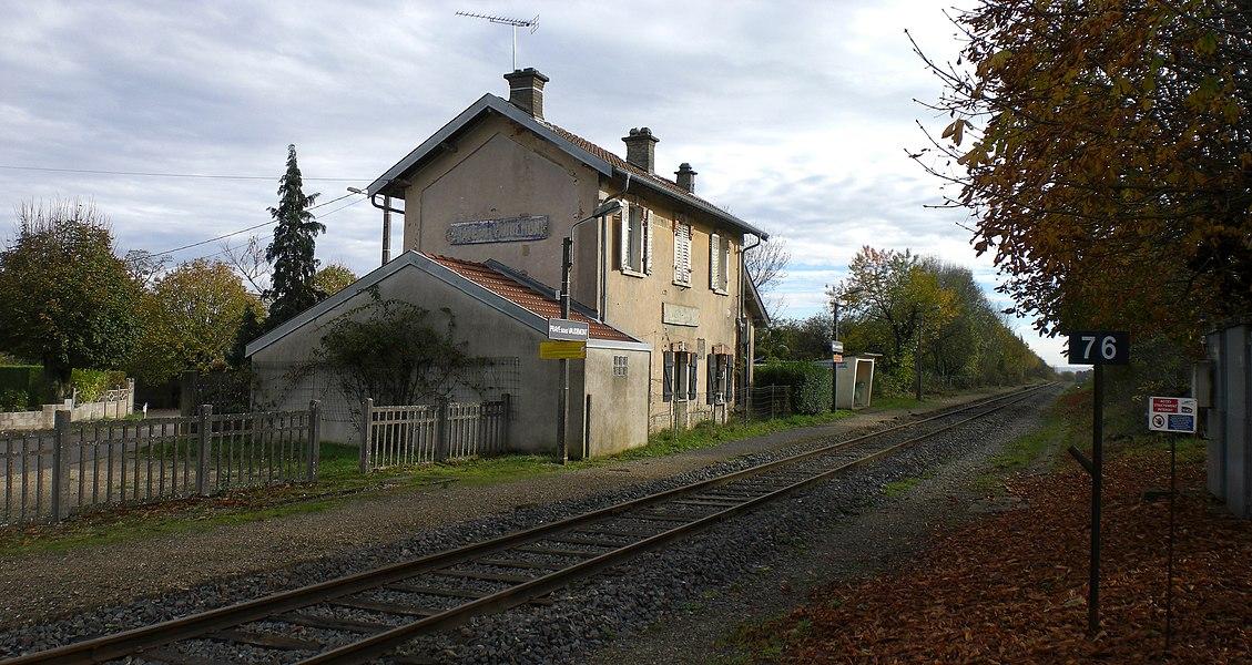 De:Bahnhof Praye sous Vaudémont
