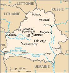Biélorussie — Wikipédia