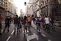 Bicicritica Madrid, Gran Via.jpg