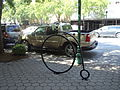 Bicycle Rack, Ashley St. downtown Valdosta.JPG