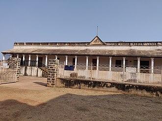 Bidar - museum inside Bidar fort