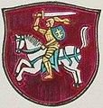 Bieraście, Pahonia. Берасьце, Пагоня (1901-39).jpg