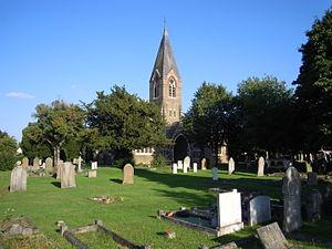 Biggleswade Cemetery - The Chapel