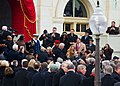 Bill and Hillary Clinton at the U.S. Capitol on Inauguration Day, January 21, 2013 4FAF1.jpg