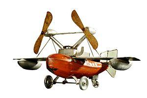Bing (company) - Flying boat