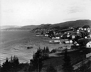 NunatuKavut - Birchy Cove, Labrador in 1908.