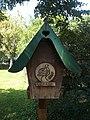 Bird feeder by MME, Kossuth Park, 2017 Fehérgyarmat.jpg