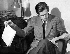 Birger Vikström, midten af 1950'erne