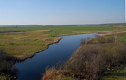 Bishkil River from railway.jpg