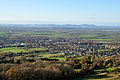 Bishop's Cleeve and the Malverns.jpg