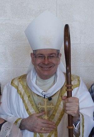 Gerald Barbarito - Bishop Barbarito in February 2014