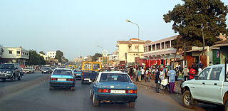 Bissau Capital of Guinea-Bissau