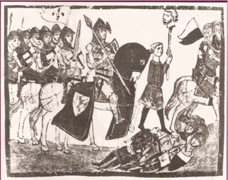 Battle of Colle Val d'Elsa - Image: Bitvau Colle 1269