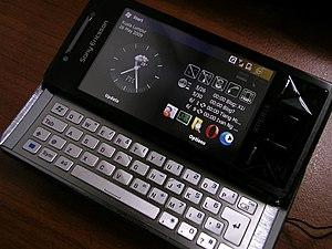 Sony Ericsson Xperia X1 - WikiVisually