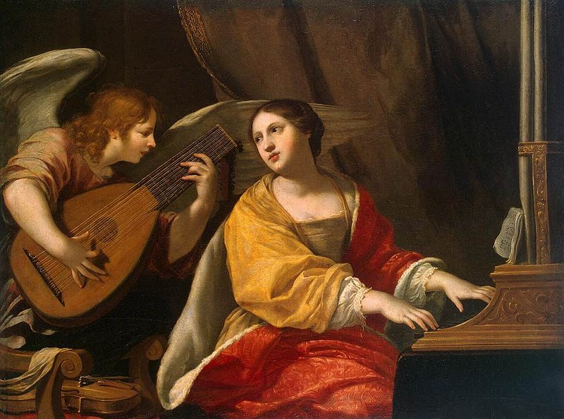File:Blanchard, Jacques - Saint Cecilia - 17th c.jpg
