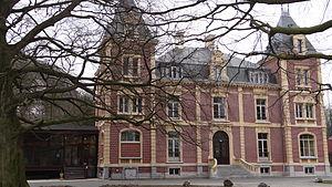 Blendecques - The town hall of Blendecques