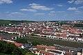 Blick auf Würzburg vom Fürstengarten der Festung Marienberg (28362010157).jpg