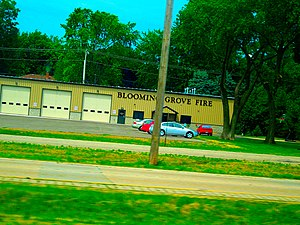 Blooming Grove, Wisconsin - Blooming Grove Fire Department
