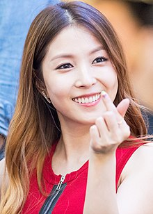 BoA at a fansigning event on May 24, 2015 (1).jpg