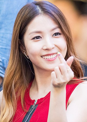 BoA - Image: Bo A at a fansigning event on May 24, 2015 (1)