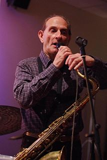 Bobby Wellins Scottish jazz musician