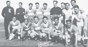 Boca Río Gallegos - First team of Boca during the 1950s.