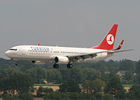 TC-JGS - B738 - Turkish Airlines
