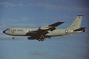 917th Air Refueling Squadron - Squadron Boeing KC-135A Stratotanker deploying to RAF Fairford