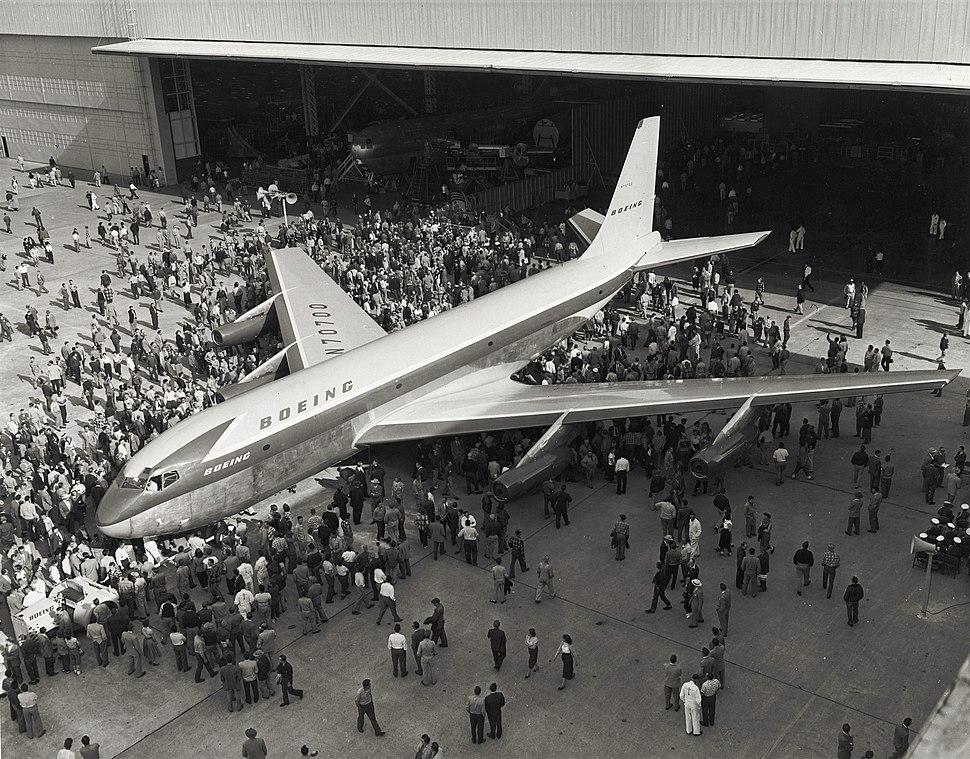 Boeing Model 367-80