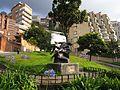 Bogotá Monumento Homenaje a Galán.JPG