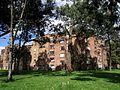 Bogotá antiguas residencias estudiantiles - Rectoría Universidd Nacional.JPG