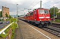 Boppard DB 111 169 RE 121 190 Koblenz Hbf (14138312925).jpg