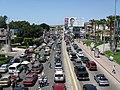 Border traffic jam - panoramio.jpg