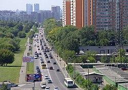 Skyline of 南部行政區