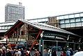Borough market, south London, a restaurant called 'Fish^' - geograph.org.uk - 1522116.jpg