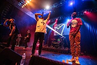 Boston Music Awards - STL GLD performing live at the 2017 Boston Music Awards.