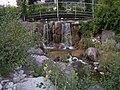Botanischer Garten Meran Wasserfall.jpg