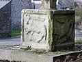 Bourseul (22) Croix de cimetière 04.JPG