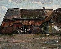 Brabant Farmyard by Piet Mondrian.jpg