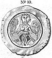 Brakteat Dohna, Kupferstich aus K. F. W. Erbstein.JPG