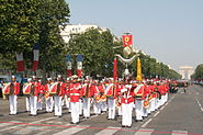 Brasilian army band 03