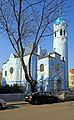 Bratislava, Modrý kostolik, Slovensko.jpg