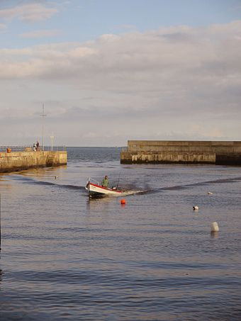 Bray Harbour, October 2014 Bray Harbour, Co Wicklow, October 12 2014.jpg