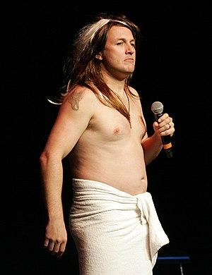 Brendon Burns (comedian) - Brendon Burns in February 2012