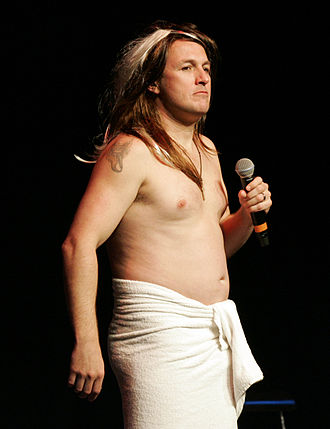 Brendon Burns (comedian) - Brendon Burns in February 2012