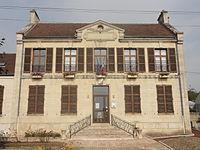 Brenouille (60), la mairie, rue Robert-Guerlin 1.JPG