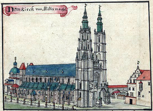 Wrocław Cathedral - Wrocław Cathedral, 18th century