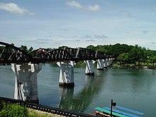 Le pont sur la rivière kwaï