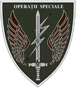 "6th Special Operations Brigade ""Mihai Viteazul"" (Romania)"