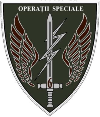 "6th Special Operations Brigade ""Mihai Viteazul"" (Romania) - Image: Brigada 6 Operaţii Speciale «Mihai Viteazul»"